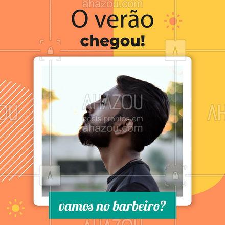 Aproveite os combos com preços especiais para cuidar do visual neste verão! ?? #verão #barberlife #barba #ahazoubeauty #barbeiro #barbeirosbrasil #barbearia