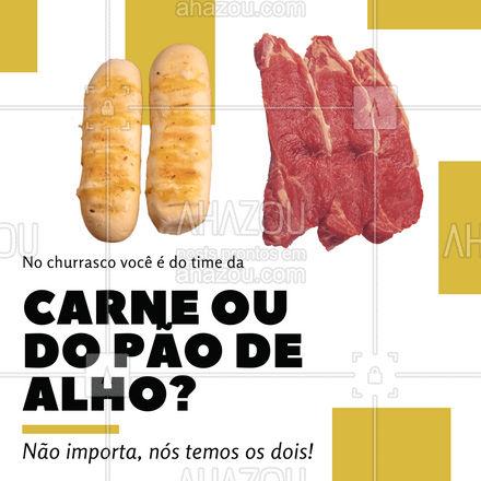 Dê uma passadinha aqui e garanta tudo o que você vai precisar para o seu churrasco! 😋 #churrasco #açougue #ahazoutaste  #barbecue #churrascoterapia #meatlover