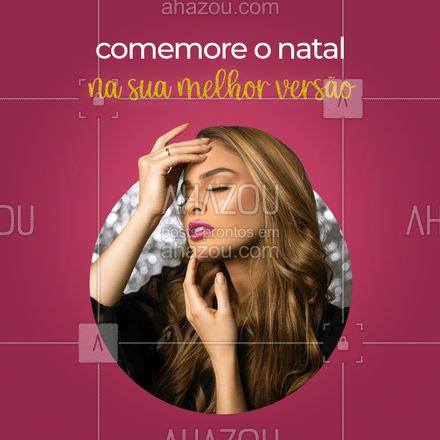 Invista na sua beleza, você deve cuidar de si mesma! ?? #natal #estetica #ahazoubeauty #beauty #beleza