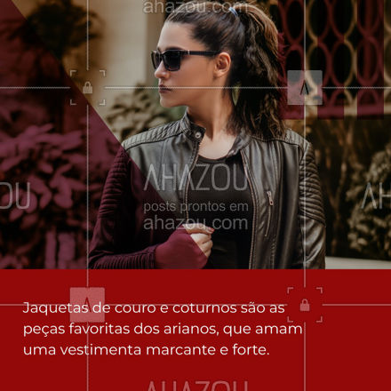 E ai, se identificou? Comenta aqui embaixo e marca aquela amiga ariana! #AhazouFashion #lookdodia  #fashion  #OOTD  #style  #moda  #outfit  #aries
