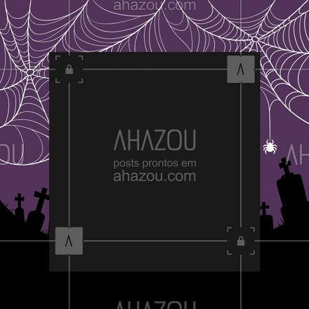 Aproveite nosso mês de halloween, muitas novidades para te deixar de boca aberta! 🎃🧛🏻♀️ #ahazou #promoção #halloween #mesdohalloween #promocoes #especialhaloween