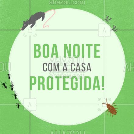 Com a dedetização sua casa fica protegida contra insetos e vetores! Tenha noites de sono tranquilas, entre em contato! #AhazouServiços  #dedetizador  #dedetizar  #dedetizacaodeambientes  #desinfecaodeambientes  #pragas  #dedetizacao