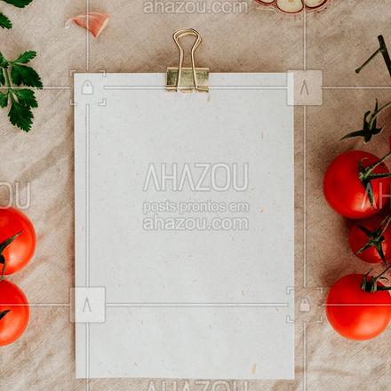 Anime o seu dia com uma alimentação cheia de nutrientes e ingredientes frescos e de qualidade, é só escolher uma de nossas opções no nosso cardápio ? #ahazoutaste #cardápio #cardápiododia #gastronomia #culinaria #comida #refeição