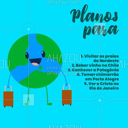 Como está sua lista de desejos para o ano novo? Confira todos os pacotes que oferecemos! #AhazouTravel  #viagens #agentedeviagens #viageminternacional #viajar #viagem #agenciadeviagens