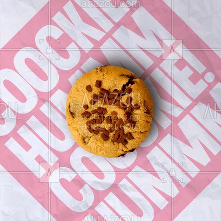 Se você é um Cookie lover você chegou ao lugar certo! Temos coockies de diversos sabores! 🍪 #ahazoutaste #padaria  #pãoquentinho  #padariaartesanal  #cafedamanha  #panificadora  #bakery  #confeitaria  #bolo  #confeitariaartesanal    #doces