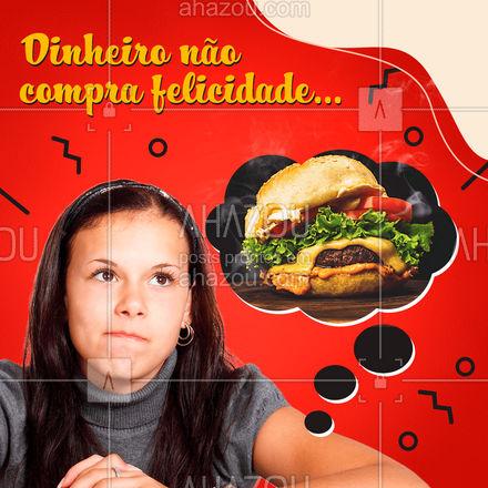 Mas compra comida, que é quase a mesma coisa ?! Você não vai perder né?! Entre em contato agora mesmo para pedir sua comida favorita ?.  ☎️ (xx) xxxx-xxxx  #eat #ahazoutaste #colorahz #instafood #foodlovers #ilovefood #comidas #delicias