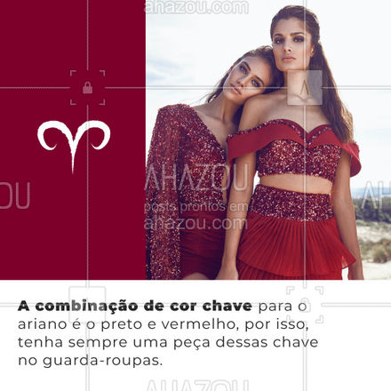 Os arianos arrasam na moda e esse post ta aqui pra provar. #AhazouFashion #lookdodia  #fashion  #OOTD  #style  #moda  #outfit