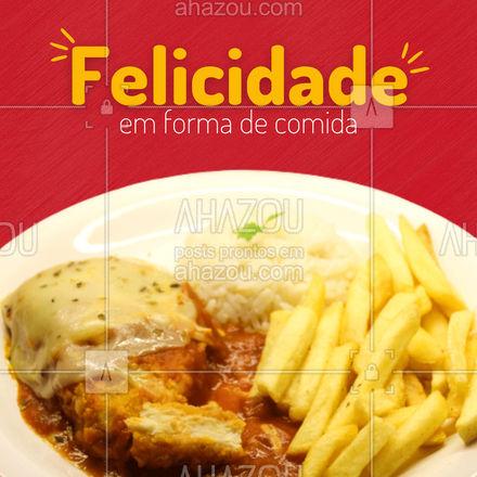 Experimente nossas deliciosas parmegianas! #parmegiana #almoço #ahazoutaste #restaurante #alacarte #selfservice