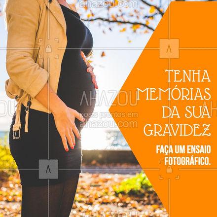 Guarde memórias em fotos da sua gravidez, faça um ensaio fotográfico. Entre em contato para saber mais ou solicitar um orçamento. #ensaiogravidez #convite #comunicado #ahazoufotografia