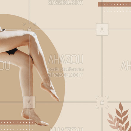 Neste mês das mulheres declare guerra contra os pelos, confira nossas condições especiais para procedimentos avançados. ? [Inserir espaço para promoção/porcentagem de desconto] #AhazouBeauty  #bemestar #epilação #beleza #depilação #depilaçãoalaser
