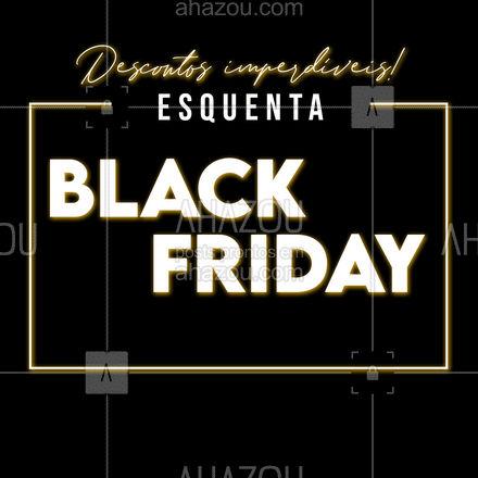 Ofertas exclusivas para você aproveitar muito mais! Venha conferir.  ? #ahazou #descontos #promoção #ofertas #blackfriday