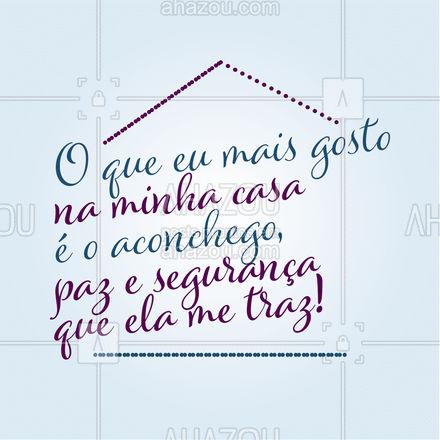 O melhor de uma casa é o aconchego que ela traz! E nós trabalhamos para deixar ela perfeita para você aproveitar cada cantinho com segurança e conforto do seu lar. #limpeza #organizaçao #reparos #AhazouServiços #conserto #serviçosparacasa #reforma #conseto #casa #AhazouServiços