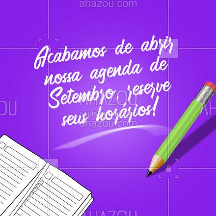 Um bom planejamento de estudos tem que conter os horários das suas aulas, por isso não perca tempo e agende suas aulas. 📚 #AhazouEdu #aulaparticular #vestibular #ENEM #professorparticular #concursopúblico #cursinho