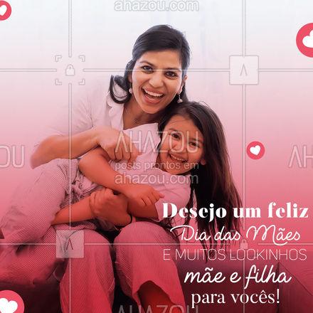 Venha conferir a linda coleção mãe e filha, para deixar o seu dia das mães ainda mais especial! #lookdodia #fashionista #fashion #AhazouFashion #moda #OOTD #modafeminina #talmaetalfilha #diadasmaes #felizdiadasmaes