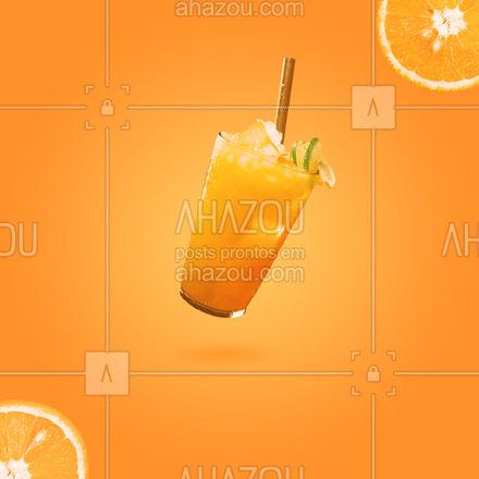 A bebida mais querida da casa, saudável e cheia de sabor, nosso suco de laranja acompanha você em qualquer ocasião. Vem pedir o seu ? #ahazoutaste #sucodelaranja #sucos #suconatural #bebida #cafeteria #laranja