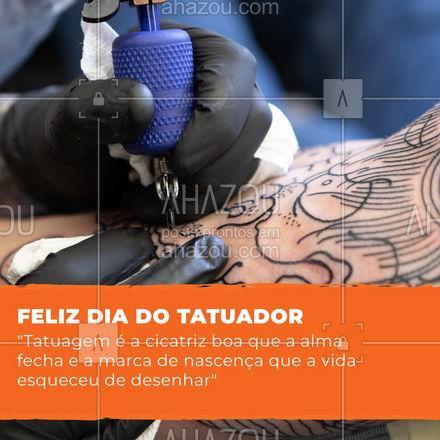 A melhor sensação DO MUNDO é aquela ardenciazinha de uma tatuagem recém-feita, concorda? ? #AhazouInk  #tattoofloral #tatuagemfeminina #tattooepiercing #cicatrizacao #piercing #tattootradicional #bodypiercing #estudiodetattoo #tatuagem #dicadetattoo #tattoo #flashday #tattoos #tracofino #tattoocolorida