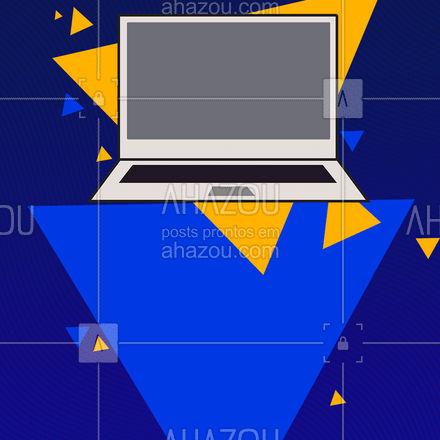 A gente está torcendo para que esse ano o seu computador não dê nenhum defeito, mas se der você já sabe onde trazer! Aqui pra gente mesmo, endereço: (________________________________________). ?#Inshala #BBB #Computador #editaveisahz #AhazouTec #Conserto