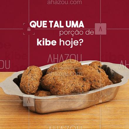 Para você consumir sem moderação! #kibe #salgado #ahazoutaste #foodlovers #salgados