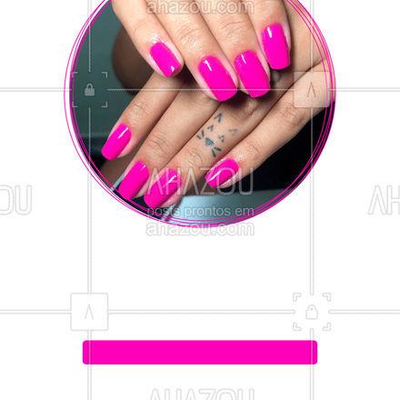 Aproveite nossa promoção da semana para ficar ainda mais bela! #promoção #AhazouBeauty #unhas #nailsaloon #pedicure #manicure