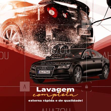 A qualidade dos nossos serviços são notórias! Traga seu veículo e se surpreenda!  #AhazouAuto  #automotiva #esteticaautomotiva #lavajato #servicoautomotivo #limpezadecarros #esteticaelavajato