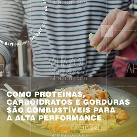 Você já se perguntou qual é a ingestão diária recomendada de carboidratos? Qual porcentagem da minha dieta deve ser composta de proteínas?⠀ _⠀ Calcular o equilíbrio correto de macronutrientes é muito importante e pode impactar diretamente no treinamento e no desempenho esportivo. Em nosso portal, vamos falar um pouco sobre como proteínas, carboidratos e gorduras são combustíveis para a alta performance.   ⠀ #LifeON #Saúde #HerbalifeNutrition #Nutrição #Proteínas #Treinamento #ahazouherbalife #ahazourevenda