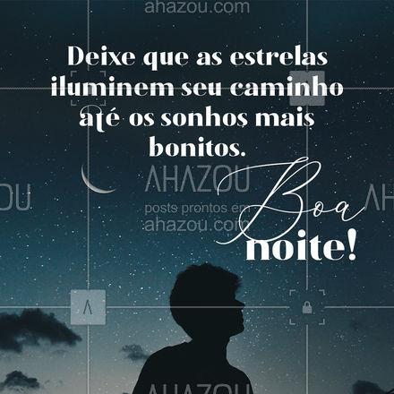 Que essa seja uma noite muito abençoada para todos nós! ? #boanoite #frasesdeboanoite #ahazou #motivacional #frasesmotivacionais #ahazou