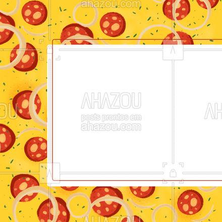 É muito importante para nós que nossos clientes estejam presentes em nossa história, então venha fazer parte da nossa inauguração! ? #ahazoutaste #pizzaria #pizza #pizzalife #pizzalovers #inauguracao