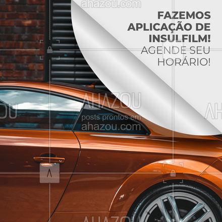 Fazemos aplicação de insulfilm de acordo o CONTRAN! Agende seu horário, entre em contato ? (inserir número)! #automotivos #esteticaautomotiva #servicoautomotivo #carros #AhazouAuto #insulfilm #aplicaçaodeinsulfilm