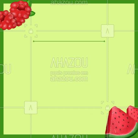 Nós preparamos promoções incríveis para você, venha aproveitar! ?? #ahazoutaste #hortifruti #qualidade #vidasaudavel #mercearia #frutas #verduras #alimentacaosaudavel