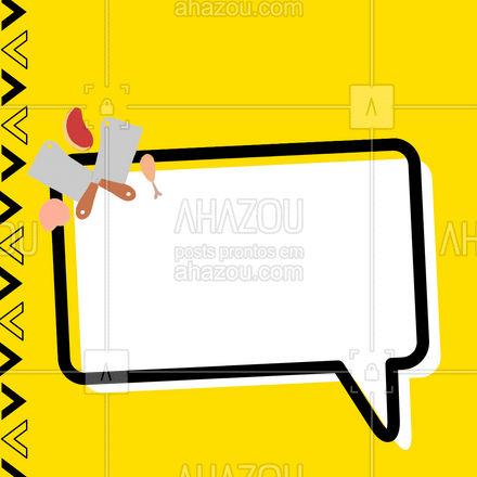 Já ouviu o que estão falando da gente por aí? Veja o feedback que recebemos de um cliente! 😊 #ahazoutaste  #churrasco #meatlover #bbq #açougue #barbecue #churrascoterapia #feedback #depoimento #cliente