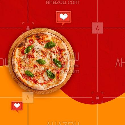Temos uma variedade de sabores e recheios! É só você escolher a sua. Venha nos visitar ou peça pelos nossos apps. ?? #pizza #food #pizzalover #ahazoutaste #pizzatime #delivery #pizzeria #pizzalovers #delicious #pizzaria #pizzalife #ahazoutaste