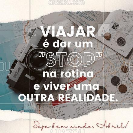 Viajar é algo que você compra e te faz mais rico, te ajuda a dar uma pausa para viver uma realidade fora da sua rotina. ?️❤️ #AhazouTravel #viagens #agentedeviagens #viageminternacional #viagempelobrasil #viajar #viagem #trip #agenciadeviagens #AhazouTravel
