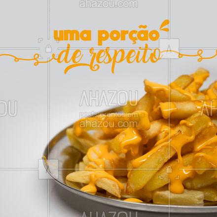 Que batata frita é bom, já sabemos… agora batata frita com MUITO queijo, não tem como resistir! Peça já a sua porção! #batatafrita #queijo #batatacomqueijo #ahazoutaste #artesanal #ilovefood #instafood