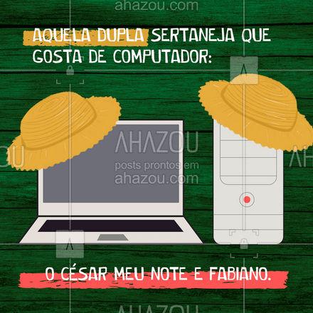 Pensa em 2 gabinetes grandes! Esses daí são máquinas feras!  #AhazouTec   #computador #AssistenciaCelular #tecnologia #eletrônicos #meme