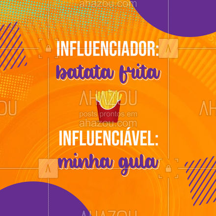 Quem é louco por batata frita levanta a mão ?♂?♀? #meme #batata #batatafrita #ahazoutaste #engraçado #BBB #bigbrotherbrasil21 #bbb21