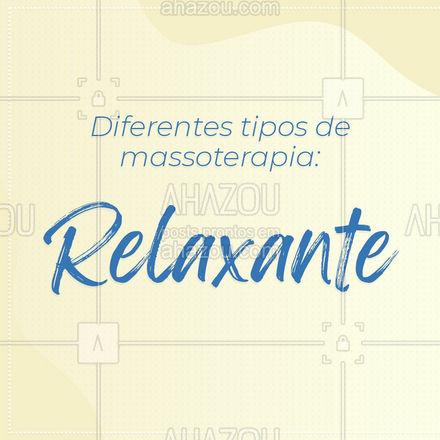 Conheça essa técnica e cuide do seu corpo e mente! #AhazouSaude  #quickmassage #massoterapia #relax #massoterapeuta #massagem