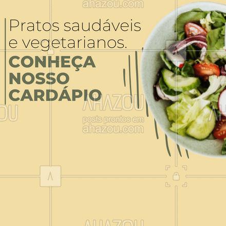 Veja nossas opções especiais para o seu dia a dia #ahazoutaste  #veggie #vegan #crueltyfree #fit #vegetariano