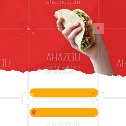 Salve este post para saber como nos encontrar! ??  #comidamexicana #texmex #ahazoutaste  #cozinhamexicana #vivamexico