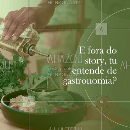 Entende fora do story? Não vale mentir... 😂 #ahazoutaste#gastronomy  #foodie  #gastronomia  #foodlover  #culinaria #meme