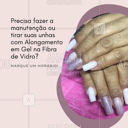 Não tente tirar ou cortar em casa! Para evitar infiltrações e bactérias, essa técnica precisa ser retirada por profissionais.  #AhazouBeauty  #beleza #unhas #unhasdehoje #nailart #manicure #nailsaloon