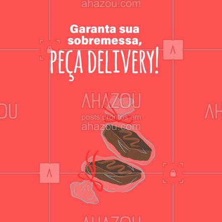 Agora estamos fazendo entregas para melhor te atender, quando a TPM chegar,? ligue (00) 00000-0000! #ahazoutaste #docinhos #confeitaria #delivery