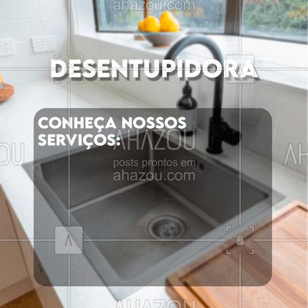 Serviço e mão de obra de qualidade é com a gente! Entre em contato. #AhazouServiços #caixadegordura #desentupidora #desentupidora #encanador