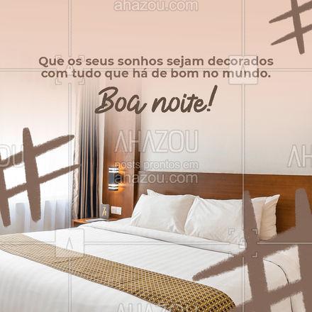 Desejamos uma ótima decoração para sua noite e para os seus sonhos! #boanoite #arquitetura #design #decoração #AhazouDecora #AhazouArquitetura #arquiteto  #designdeinteriores