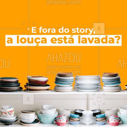No story aparentemente sim... Mas e fora dele? ?  #AhazouServiços #residencia  #servico  #atendimento  #servicosparacasa  #servicos  #agendamento