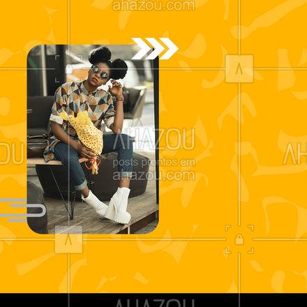 Encontre peças que são a sua cara! Ande com estilo e personalidade! ? #AhazouFashion  #lookdodia #fashion #OOTD #style #moda #outfit #peças #estilo #personalidade #loja #roupas #confira