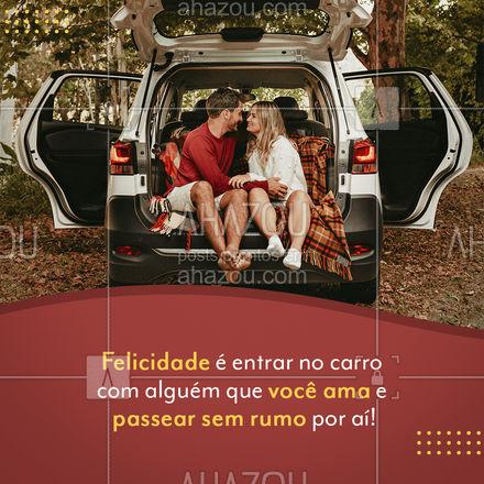 Quem também ama passear de carro sem destino levanta a mão ?♂?♀?. #esteticaautomotiva #eletricaautomotiva #mecanicaautomotiva #AhazouAuto #carros #automotivo #lavajato #postdefrase #motivacional