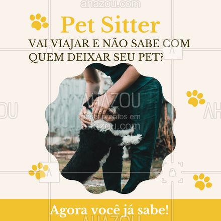 Ambiente seguro para o seu pet ser tratado com as necessidades dele! Entre em contato! #AhazouPet #petsitter #hotelzinho #gato #cachorro