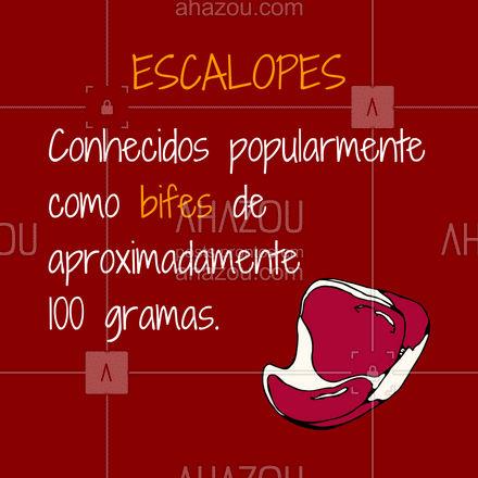 E ai, qual corte você mais consome e qual sua receita preferida? #churrasco #ahazoutaste #carrosselahz #cortes #FileMignon #açougue #barbecue #churrascoterapia #meatlover #ahazoutaste
