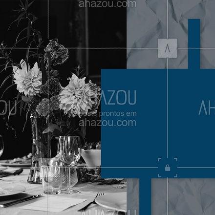Entre em contato e solicite um orçamento para o seu evento! 😉 #eventos #buffet #ahazoutaste #buffetcorporativo #coquetel