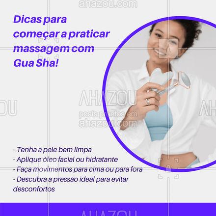 Ah, não esquece de limpar bem a pedra depois de usar, ok?  #AhazouBeauty  #bemestar #esteticafacial #skincare #saúde #beleza